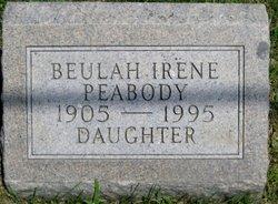 Beulah <i>Peabody</i> Bowles