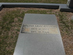 Walter Gray Andrews