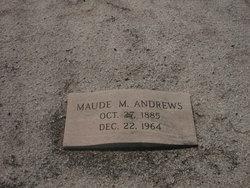 Maude M Andrews