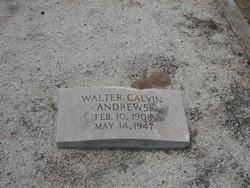Walter Calvin Andrews
