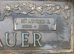 Mildred E Alsnauer