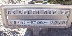Keith DeWayne Napier