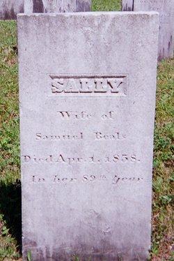 Sally <i>Chamberlain</i> Beals