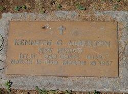 Kenneth George Alberson