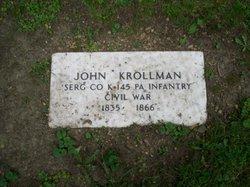 John Krollman