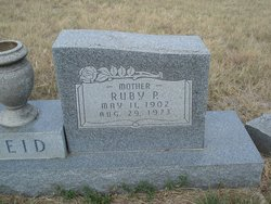 Ruby Pearl <i>Johnson</i> Reid