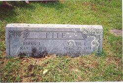 Rufus Lafayette Fite
