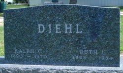 Ruth Lillian <i>Thayer</i> Diehl