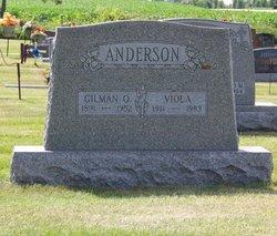 Violet Viola <i>Horsman</i> Anderson