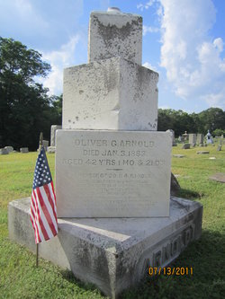 Oliver Gould Arnold