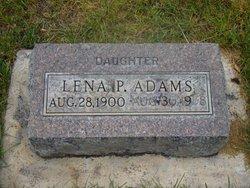 Lena P Adam