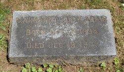 Margaret Lucy <i>Weeks</i> Adair