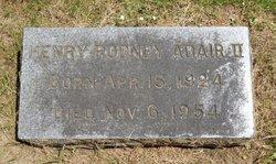 Henry Rodney Adair