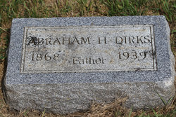 Abraham H. Dirks