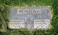 Magdaleno S. Montoya