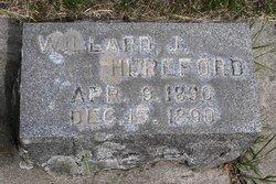 Willard J. Hereford