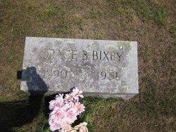 Grace B Bixby