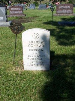 Arlie W Conrad