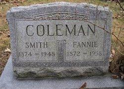 Fannie <i>Harris</i> Coleman