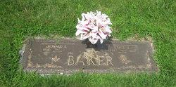 Ethel Jane <i>Rupert</i> Baker