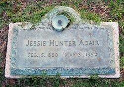 Jessie <i>Hunter</i> Adair
