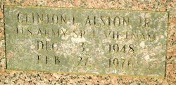Clinton Alston, Jr