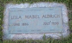 Leila Mabel Aldrich