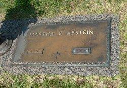 Martha E. Abstein