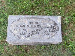 Lillian Dale <i>Williams</i> Helsley