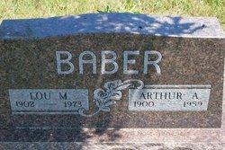 Arthur Arnold Art Baber