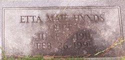 Etta Maie <i>Hynds</i> Rice