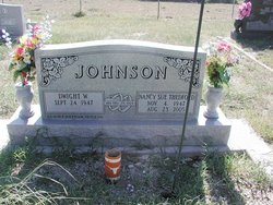 Nancy Sue <i>Thedford</i> Johnson