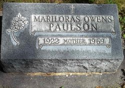 Mariloras <i>Kennedy</i> Paulson