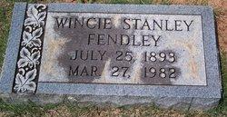 Wincie <i>Stanley</i> Fendley