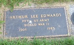 Arthur Lee Edwards