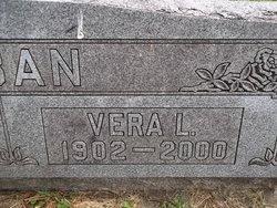 Vera Lucille <i>Watson</i> Alban