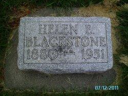Helen Emma Blackstone