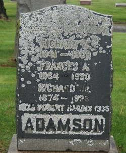 Richard Adamson, Jr