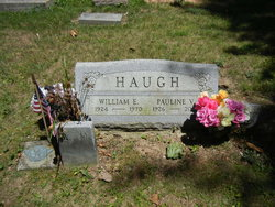 William E Haugh