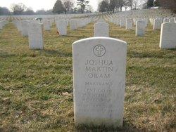 Joshua Martin Oram