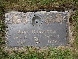 Mary Sedonia <i>Weaver</i> Dunwiddie