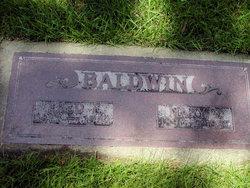 Mary Edna <i>Thomas</i> Baldwin