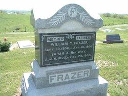 Sarah Ann Sally <i>Owen</i> Frazer