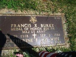 Francis Xavier Frank Burke