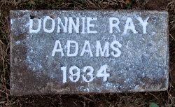 Donnie Ray Adams