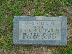 Aubrey Eugene Townley