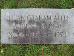 Lillian Graham Allen