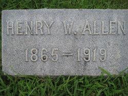 Henry Walter Allen
