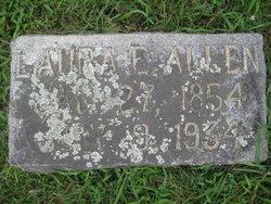 Laura Elizabeth <i>Duncan</i> Allen