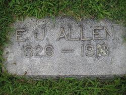 Emma A. <i>Jones</i> Allen